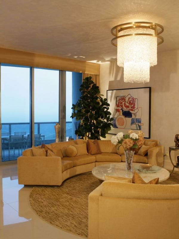 Miami Beach Penthouse ~ Betsy Lynn Interior Design
