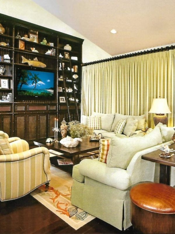 Beach Home ~ Betsy Lynn Interior Design