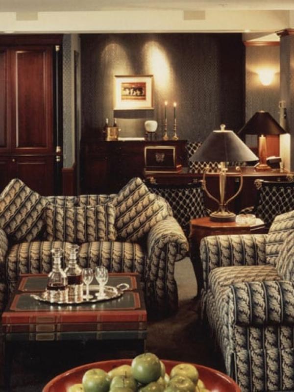 The Prescott Hotel ~ Betsy Lynn Interior Design