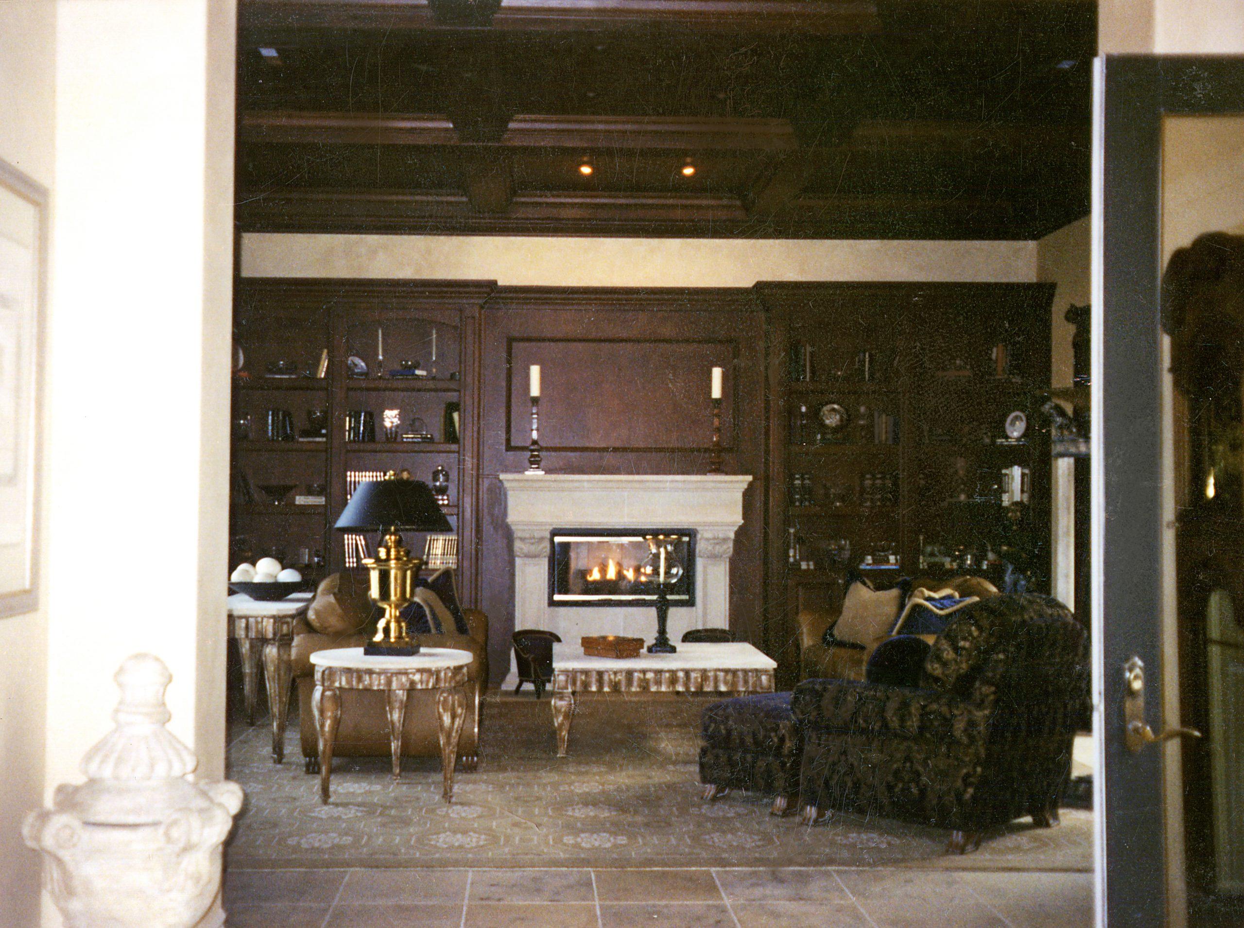 Tuscan Villa ~ Betsy Lynn Interior Design
