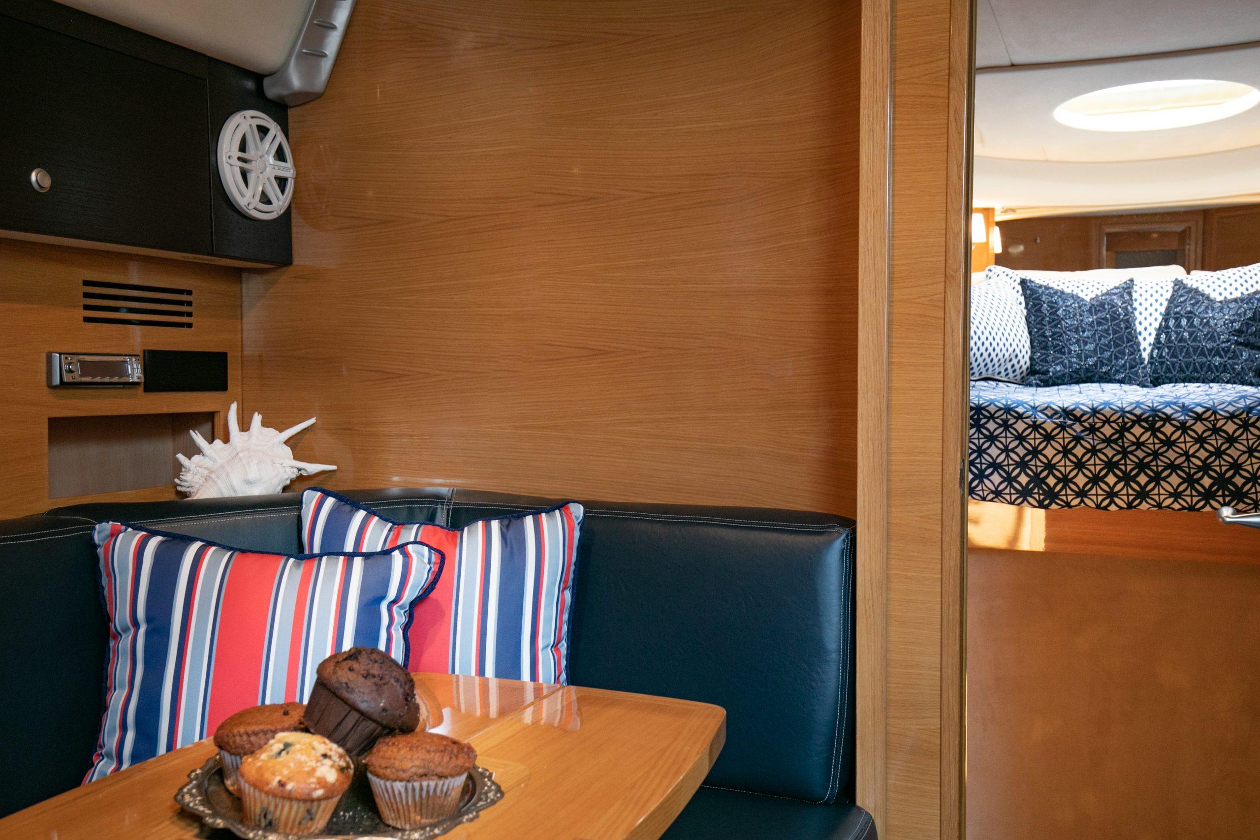 Boat Interior Betsy Lynn Interior Design Project 12