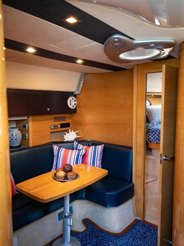Boat Interior Betsy Lynn Interior Design Project 3