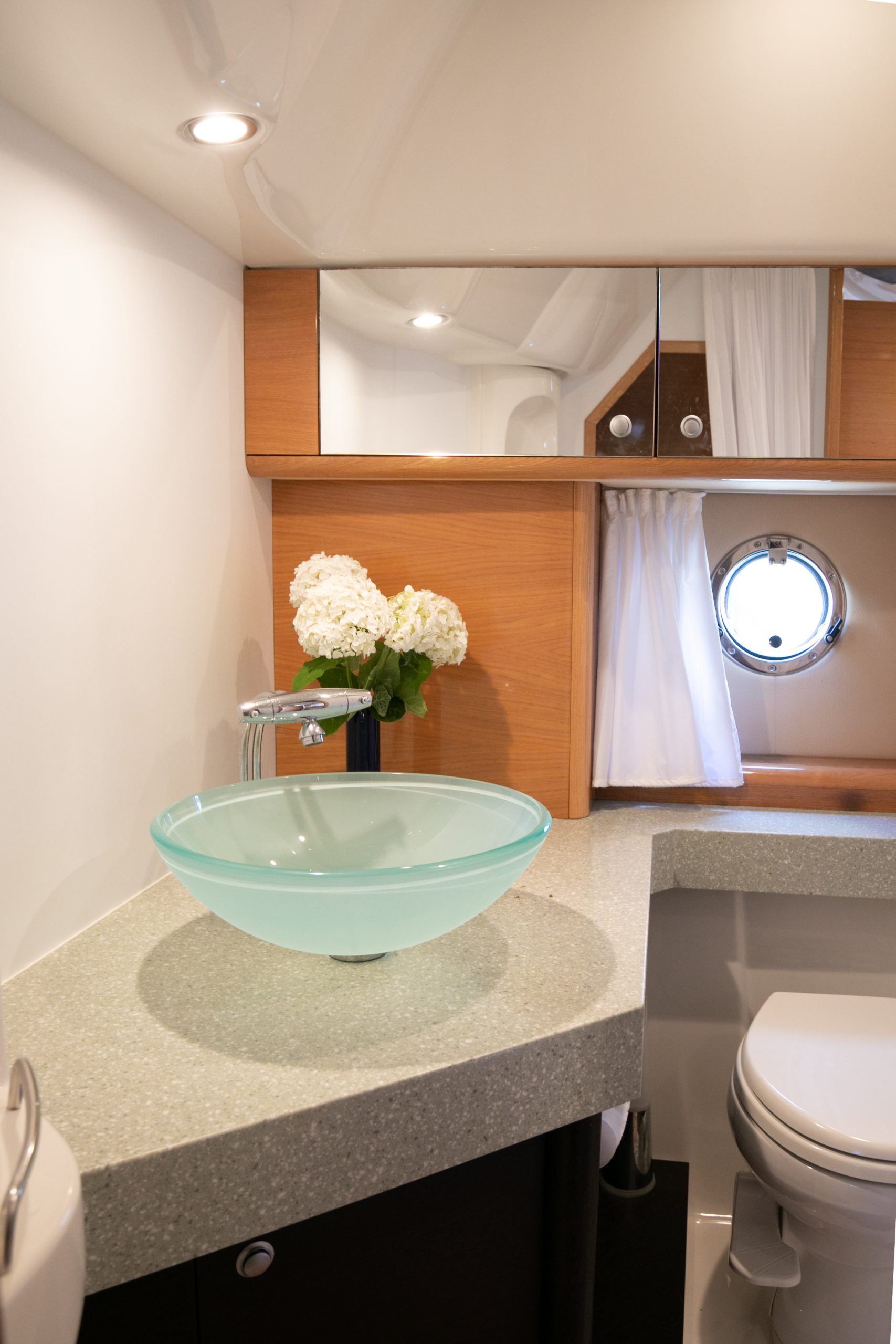 Boat Interior Betsy Lynn Interior Design Project 5