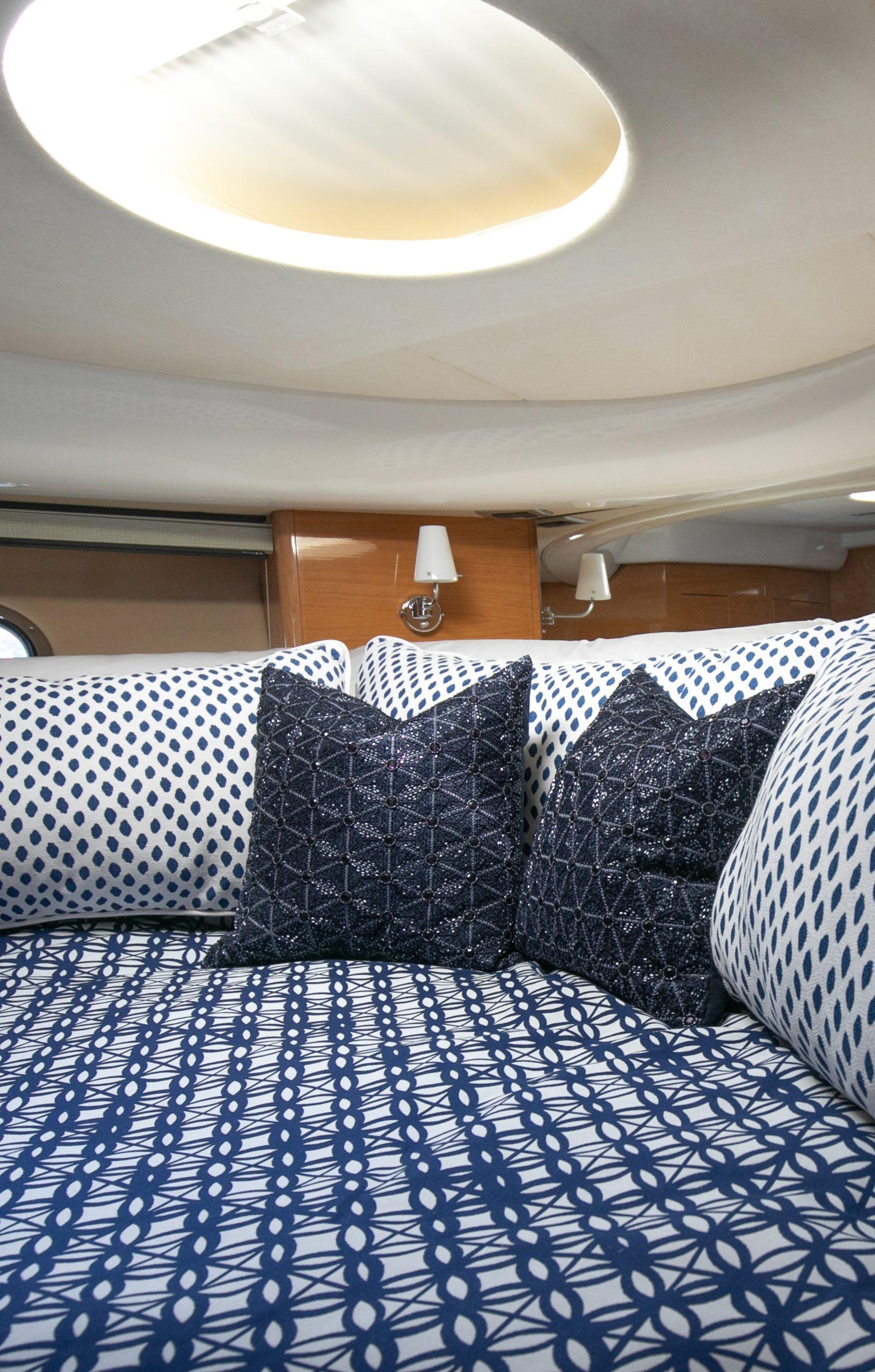 Boat Interior Betsy Lynn Interior Design Project